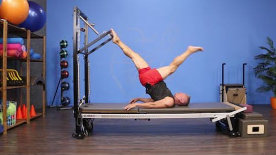 Pilates Equipment Circuit for Triathletes by John Garey TV