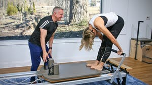 6 Week Intermediate Reformer Series - Workout 13 by John Garey TV