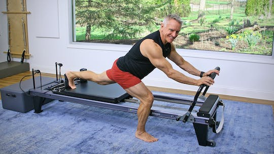 5 Minute Workout Series - Lower Body on the Reformer Workout 1 by John Garey TV