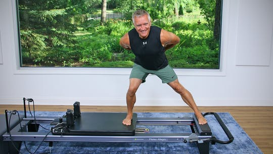 20 Minute Reformer Series - Advanced Workout 1 by John Garey TV
