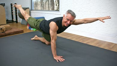 Pilates Mat Workout - No Equipment Needed 3-25-20 by John Garey TV