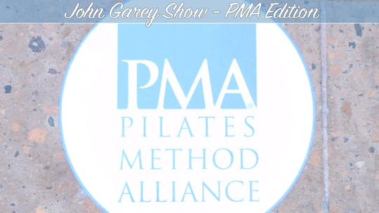 JGS PMA Interviews by John Garey TV, powered by Intelivideo