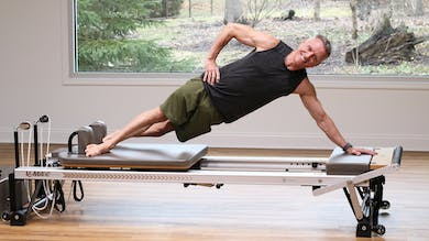 Fitness Reformer Workout Level 1, 3-12-18 by John Garey TV