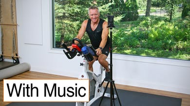 Cycle - Stretch with Music 8-14-20 by John Garey TV