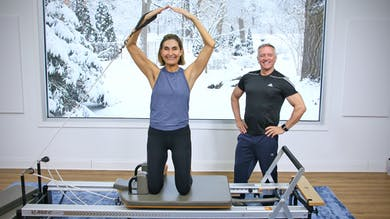 6 Week Intermediate Reformer Series - Workout 7 by John Garey TV