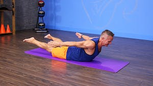 Instant Access to Intermediate Mat Workout 11-1-17 by John Garey TV, powered by Intelivideo