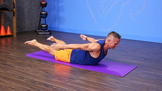 Intermediate Mat Workout 11-1-17 by John Garey TV, powered by Intelivideo