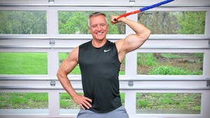 Instant Access to 20 Minute Fitness Series - Arms Workout 1 by John Garey TV, powered by Intelivideo