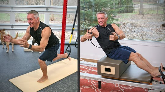 TRX and Reformer Workout 2 by John Garey TV