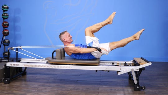 Reformer Express Core Workout 10-23-17 by John Garey TV