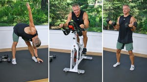 Cycle - Shoulders and Arms - Stretch 8-21-20 by John Garey TV