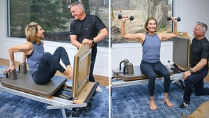 Jumpboard Interval Workout with Patty 3-9-20 by John Garey TV