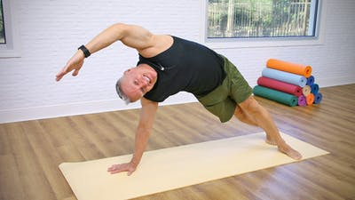 20 Minute Mat Series - Intermediate Athletic Mat Workout by John Garey TV