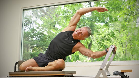 Beginner Reformer Series Workout 1 by John Garey TV