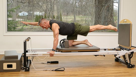 Feel Young Again Dynamic Reformer Workout 6-18-18 by John Garey TV