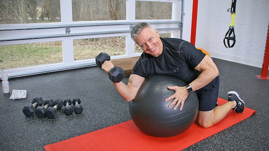 Shoulders and Arms Workout 2-28-20 by John Garey TV