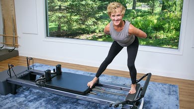 Beginner Reformer Progressive Series with Sheri - Workout 14 by John Garey TV