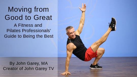 Instant Access to 20 Minute Mat Series - Intense Mat Workout by John Garey TV, powered by Intelivideo