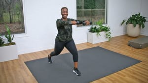 Strength Circuit with Dumbbells by John Garey TV