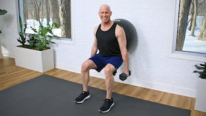 JG Strong - Lower Body Circuit Workout by John Garey TV