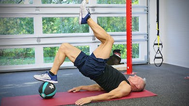 20 Minute Workout Series - Med Ball Strength Workout by John Garey TV