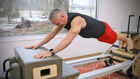 Athletic Reformer Workout 2-11-19 by John Garey TV, powered by Intelivideo