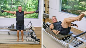 20 Minute Reformer Series - Strength Workout with Weights by John Garey TV