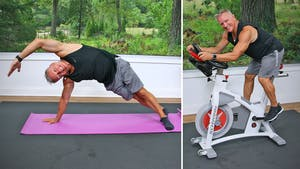 Cycle - Mat Workout 9-18-20 by John Garey TV