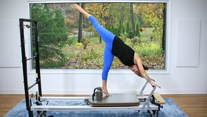 Advanced Reformer and Tower - Yoga and Pilates Workout by John Garey TV