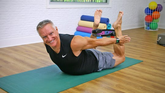 Mat Workout with Pilates Circle 8-28-19 by John Garey TV