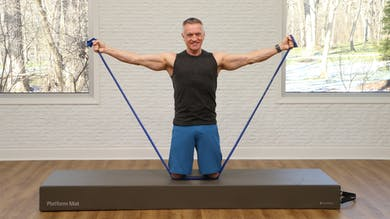 Pilates Mat Summer Body Shoulder and Arms Workout 4-25-18 by John Garey TV