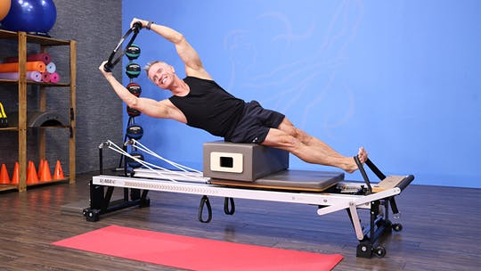 Instant Access to Mat and Reformer Mobilize and Strengthen Workout 12-4-17 by John Garey TV, powered by Intelivideo