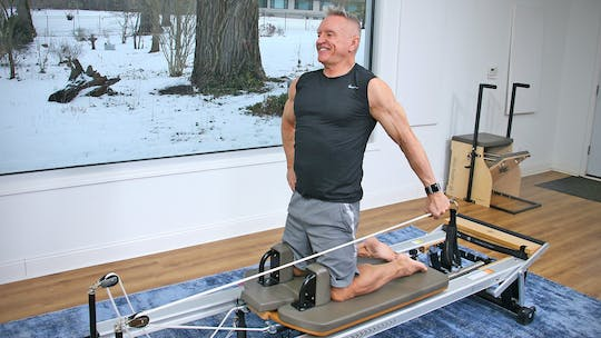 Unilateral Reformer Workout 2-24-20 by John Garey TV