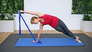 Mat with Resistance Band with Sheri by John Garey TV