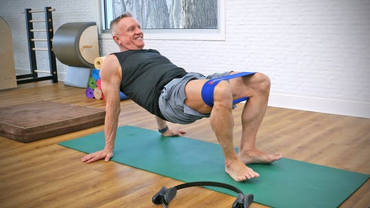 Mat Circuit - Glutes, Thighs and Core 3-20-19 by John Garey TV, powered by Intelivideo