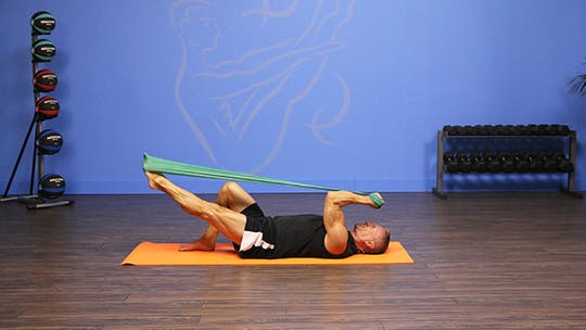 Pilates Mat Recovery Workout by John Garey TV, powered by Intelivideo