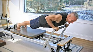 Intermediate Reformer Strength Workout 12-16-19 by John Garey TV