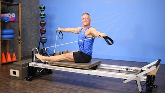 Reformer Fitness Workout by John Garey TV