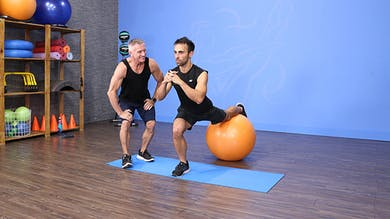 Pilates and Fitness Leg Workout 1-19-18 by John Garey TV