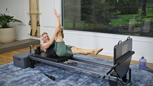 4-Week Athletic Reformer Challenge - Workout 3 by John Garey TV