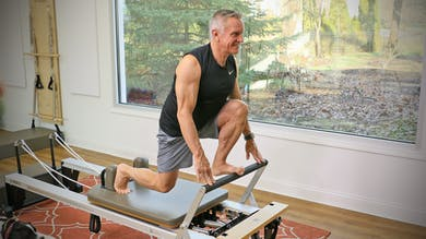 Intermediate Fitness on the Reformer Workout 1-14-19 by John Garey TV