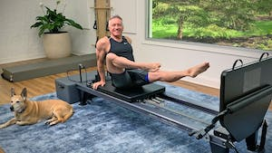 4-week Athletic Reformer Challenge - Week 4 - Workout 12 by John Garey TV
