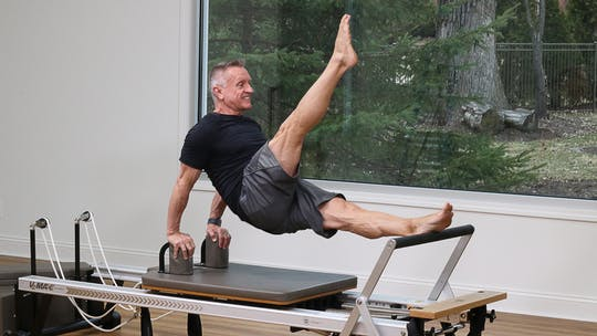 Advanced Reformer Workout 5-7-18 by John Garey TV, powered by Intelivideo