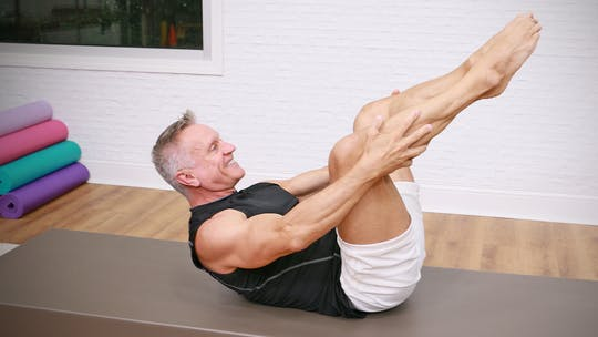 Instant Access to Intermediate Mat Series - Workout 4 by John Garey TV, powered by Intelivideo