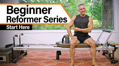 Beginner Reformer Series Intro - Start Here! by John Garey TV