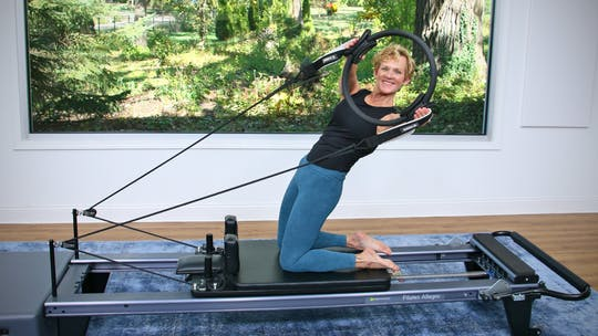 Advanced Reformer with Circle by John Garey TV