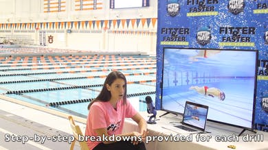 Fitter and Faster Swim Videos by Fitter and Faster Swim Tour