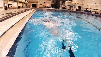2 Kicks 1 Pull Breaststroke: Laura Sogar by Fitter and Faster Swim Tour