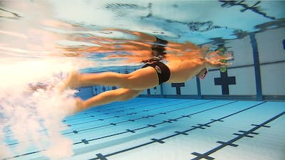 Instant Access to Flutter Kick in Streamline: Bruno Fratus by Fitter and Faster Swim Tour, powered by Intelivideo