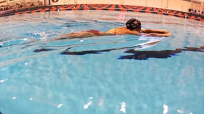 Breaststroke Kick with Buoy: Laura Sogar by Fitter and Faster Swim Tour